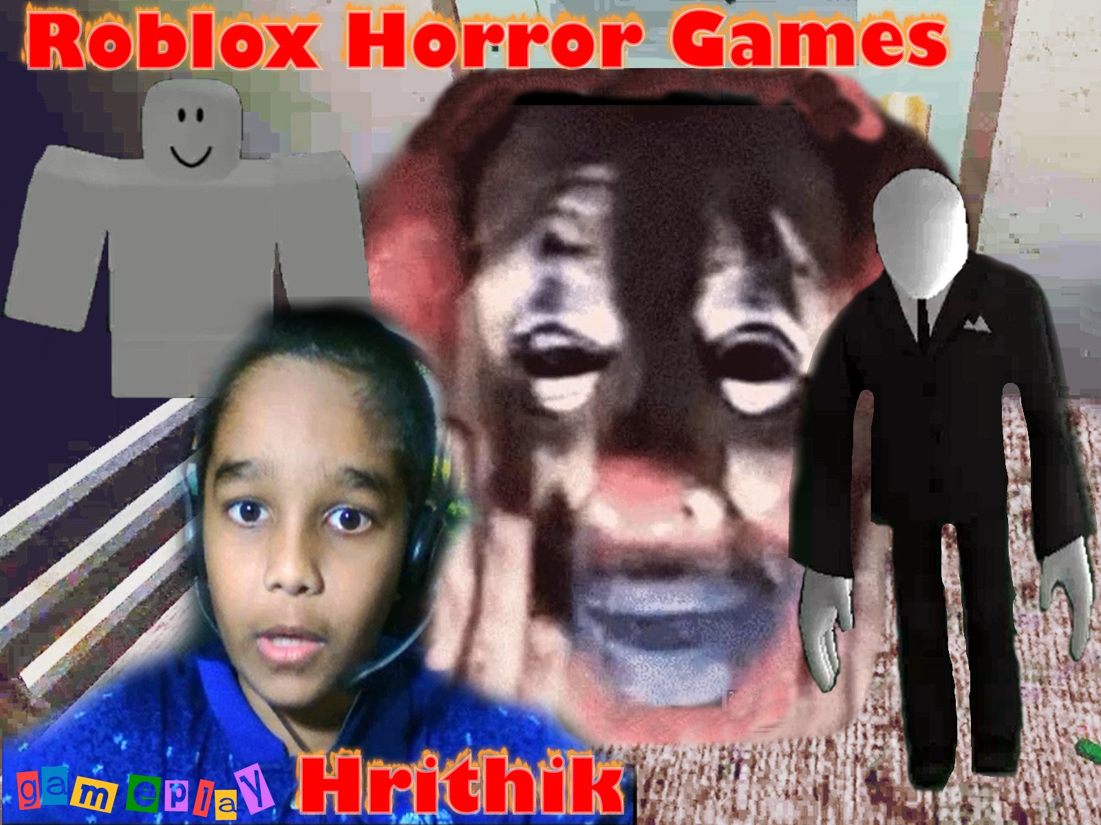 Amazon com: Watch Clip: Roblox Horror Games - Gameplay