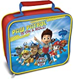 Spearmark Paw Patrol Rectangle Lunch Bag, Multi-Colour