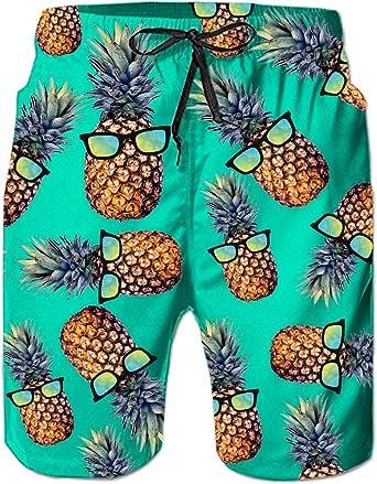 Rave on Friday Mens zwemmen Shorts 3D Print Zwembroek Zomer Strand Shorts Hawaii Boardshorts