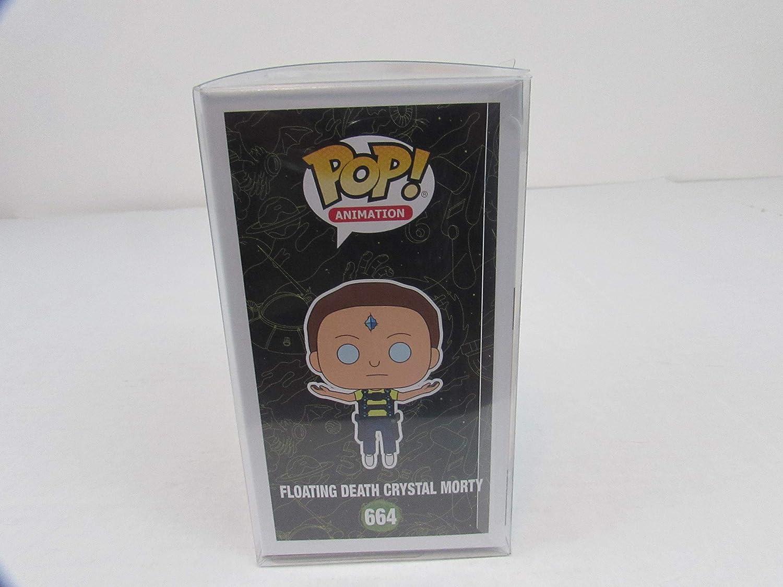 NUOVO ACC ANIMAZIONE: Rick /& Morty-MORTE DI CRISTALLO Morty FUNKO-POP USA Import