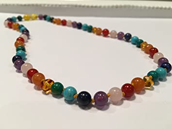 Certified Brown//Pink Baltic Amber Necklace For Kids- 15 inch- Immune System Boost For Ages 4-15