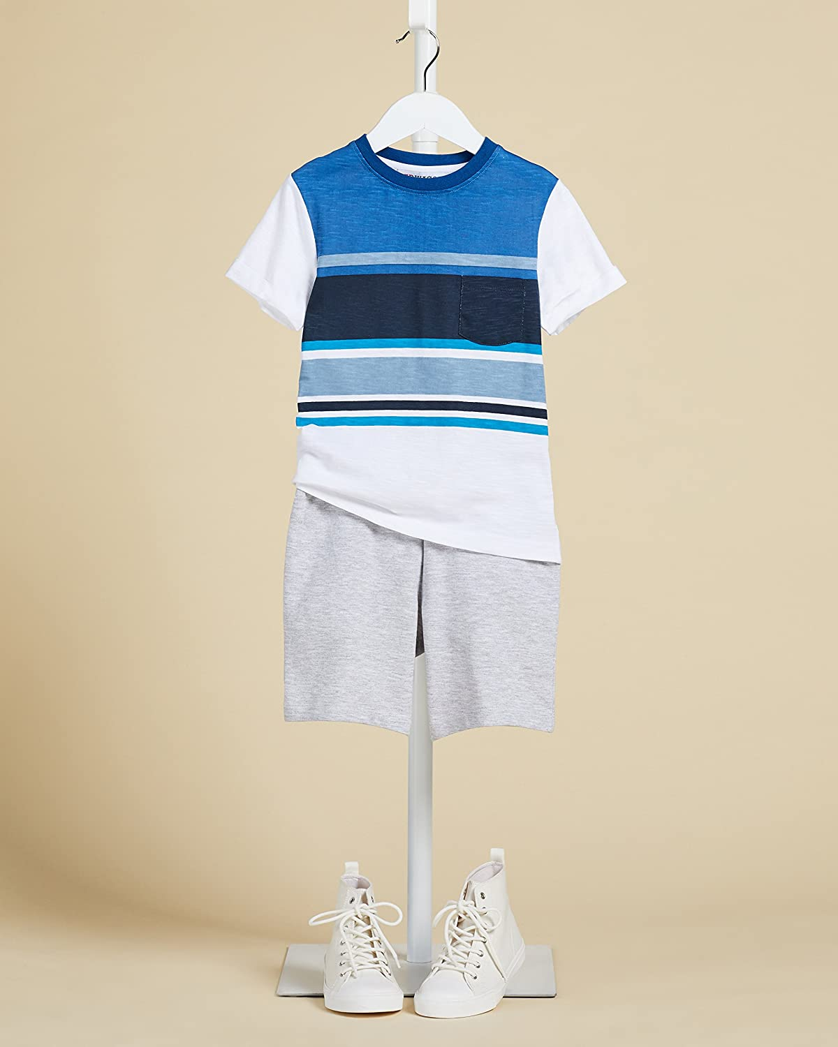 RED WAGON Boys Cotton Jogger Short Brand