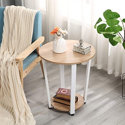 G-house Modern Coffee Table Tea-Table Coffee Table Dining Table for Home, Office and Living Room White