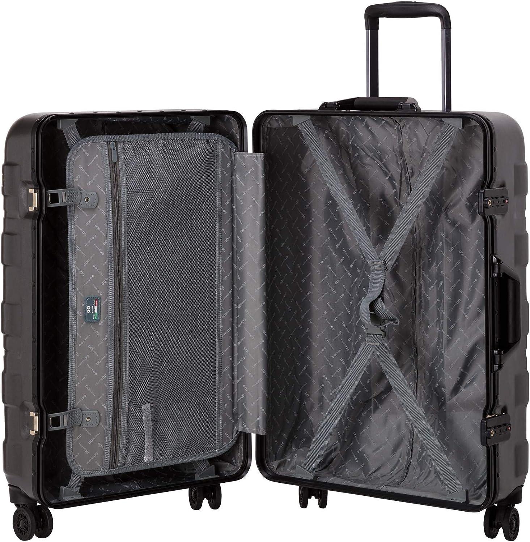argent - VA67570MC0004001 Argent/é CARPISA/® XONA Trolley Medium