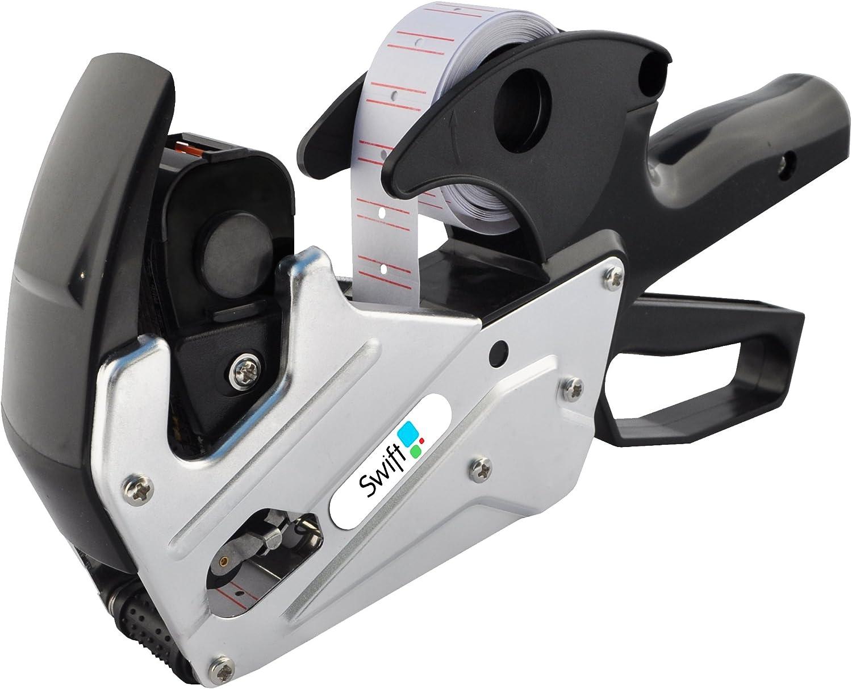 Swift Pistola de metal con 5,500 etiquetas de 22x12 y tinta económica.: Amazon.es: Hogar