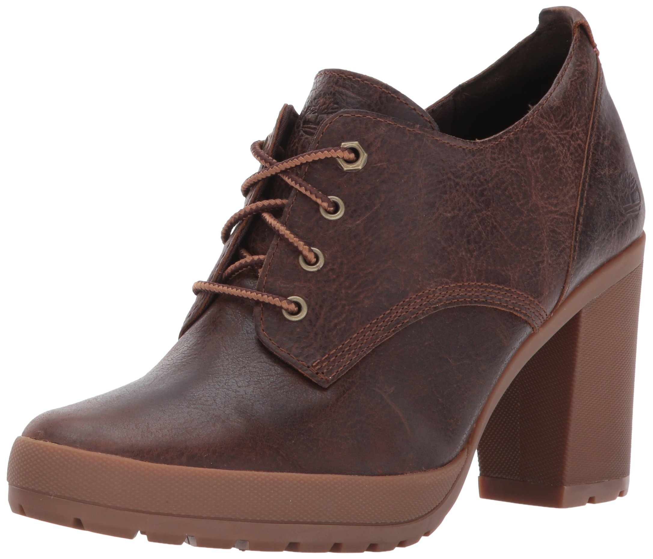 Timberland Women's Camdale Oxford,Medium Brown,6 M US