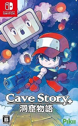 Nicalis Cave Story + NINTENDO SWITCH JAPANESE IMPORT REGION FREE ...