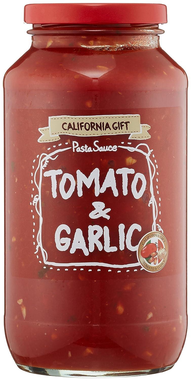 カリフォルニア・ギフト パスタソース・トマト&ガーリック