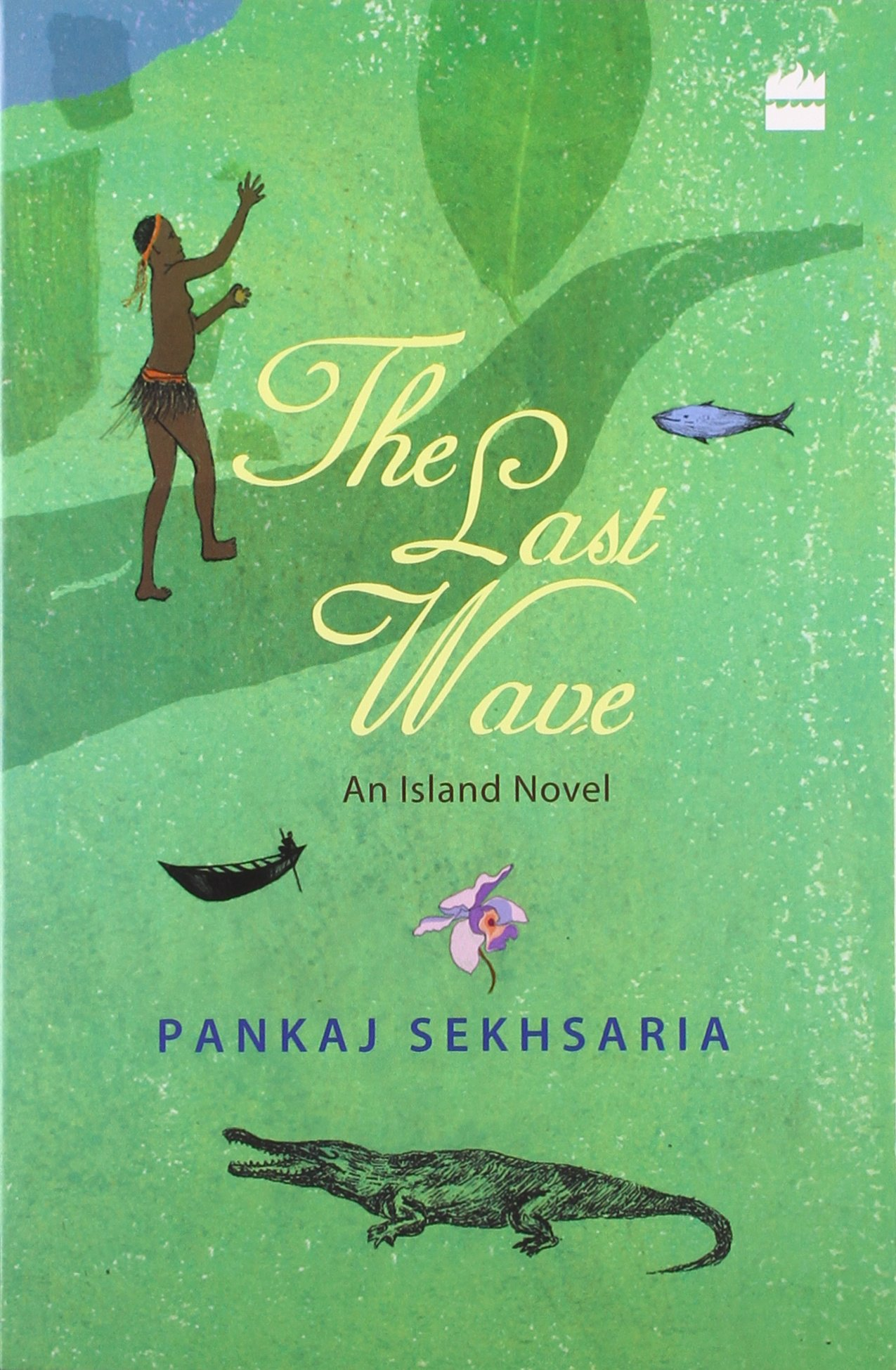 Buy The Last Wave Book Online at Low Prices in India | The Last Wave  Reviews & Ratings - Amazon.in