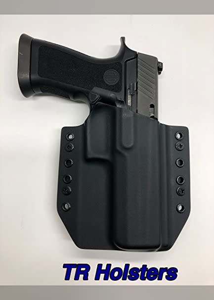 Black Kydex SIG P250 Compact Holster