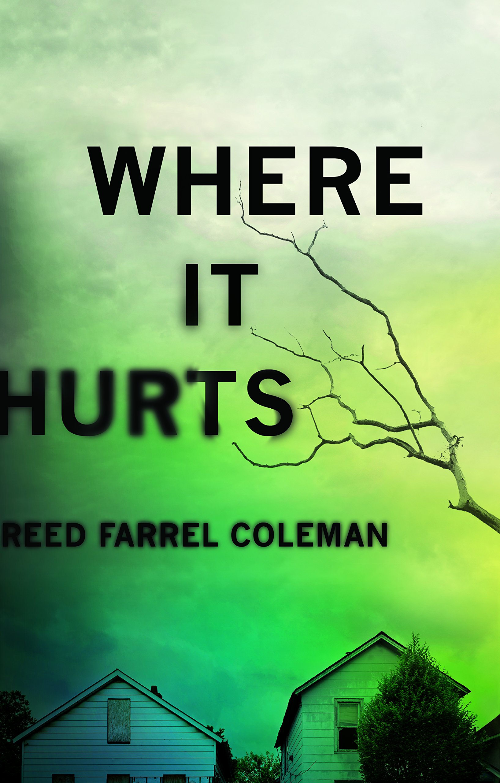 Where It Hurts (Wheeler Large Print Book Series) ebook
