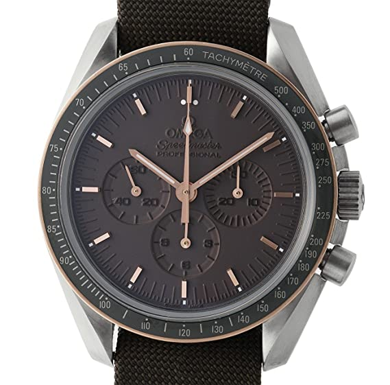 72bd2ba41f33f Omega Speedmaster Moonwatch automatic-self-wind mens Watch  311.62.42.30.06.001 (Certified Pre-owned)  Omega  Amazon.ca  Watches