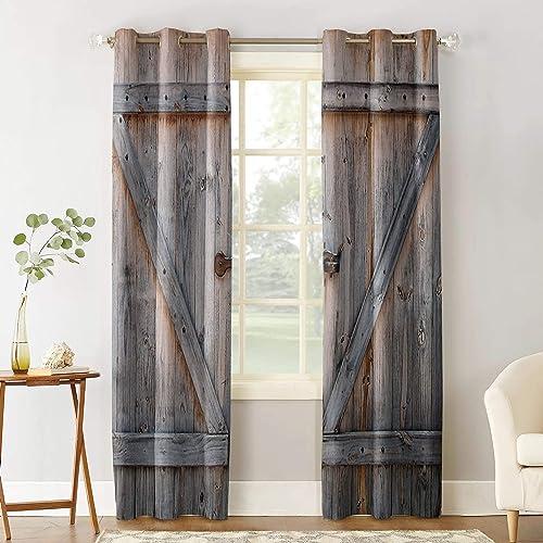 Blackout Window Treatment Curtain
