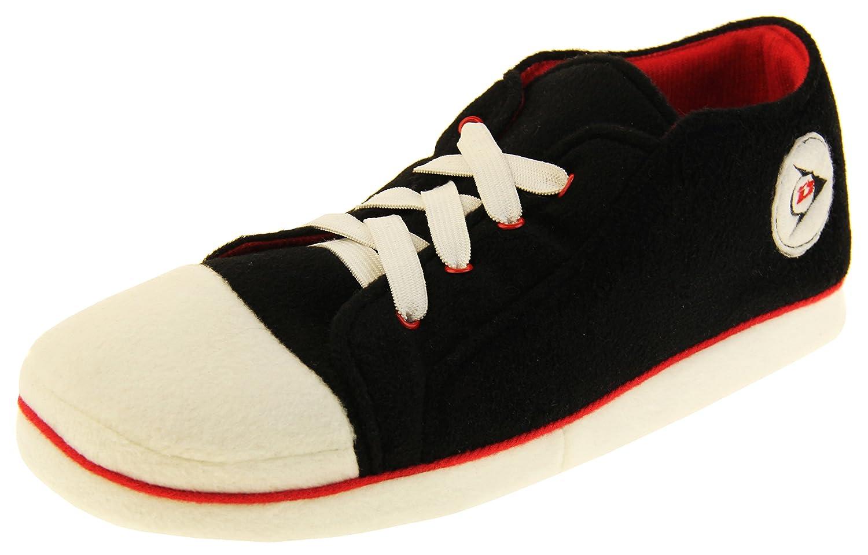 TALLA 42/43 EU. Hombre Dunlop Zapatillas de Deporte de Novedad de Lana cálida y Deportiva