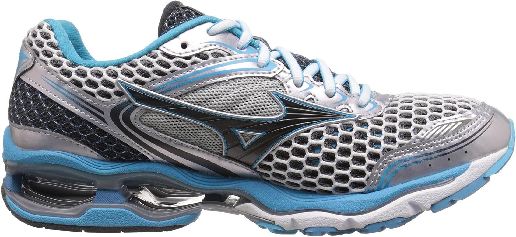 Mizuno - Wave Creation para mujer, zapatos deportivos para correr: Amazon.es: Zapatos y complementos