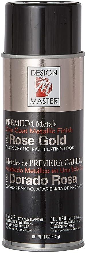 Design Master Premium Metallic Spray Paint 11 Ounce Rose Gold Amazon In Home Kitchen,Minimalist Modern Black And White House Exterior Design