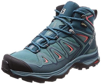 amazon salomon scarpe ultrra mid gtx
