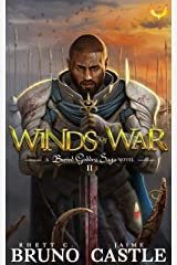 Winds of War: (Buried Goddess Saga Book 2) Kindle Edition