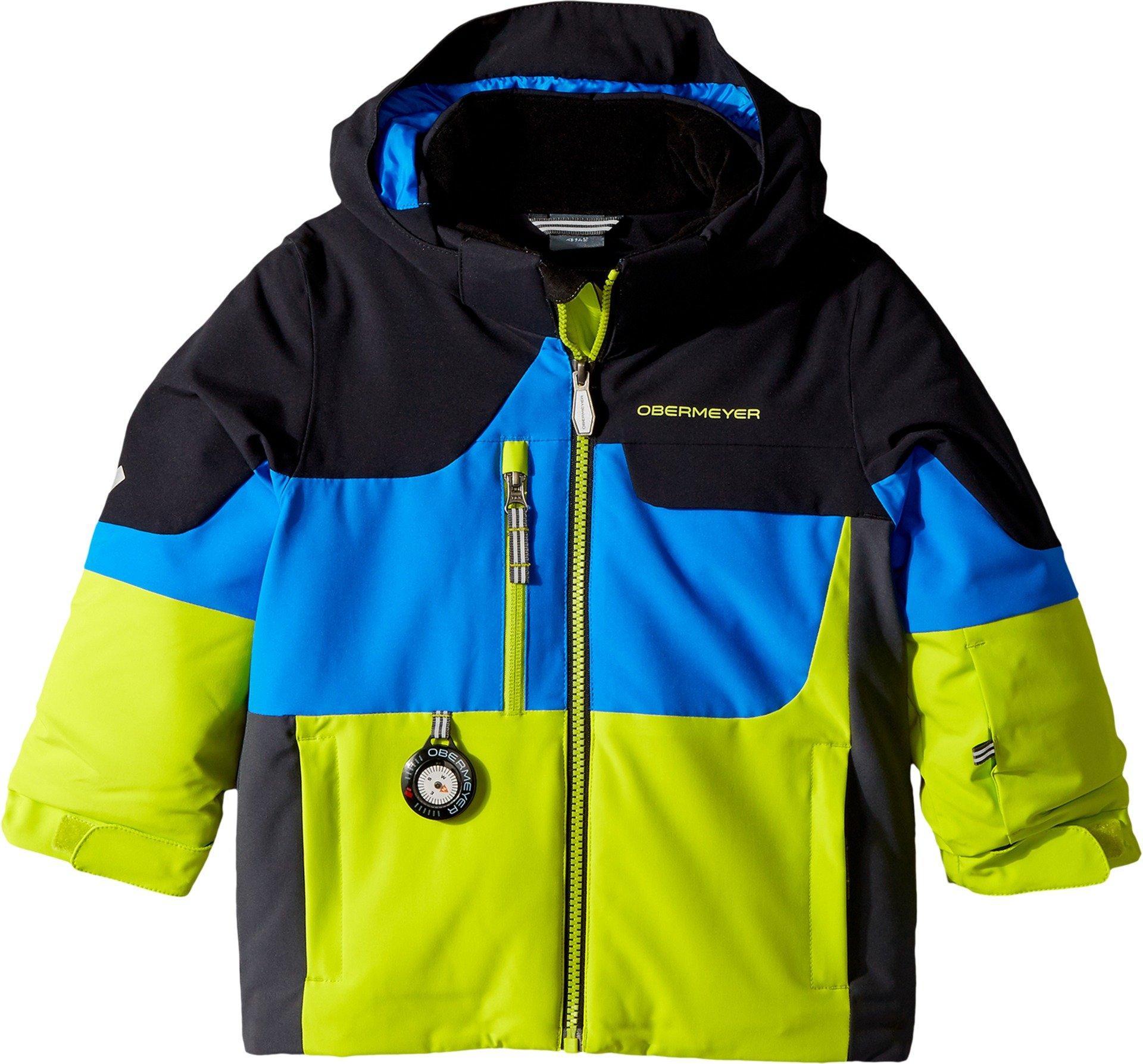 Obermeyer Kids  Baby Boy's Torque Jacket (Toddler/Little Kids/Big Kids) Stellar Blue 6