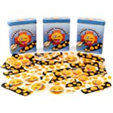 Emoji Universe : Emoji Adhesive Bandages, 24-Count Adhesive Strips; (3-Pack, 72)