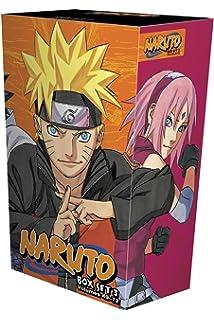 Amazon com: Naruto Box Set 1: Volumes 1-27 with Premium (1