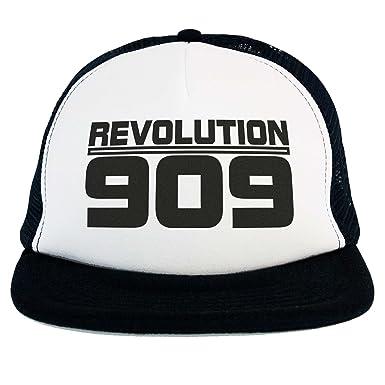 Sombrero Dj Revolution 909, Frontal Música House Techno, Drum ...