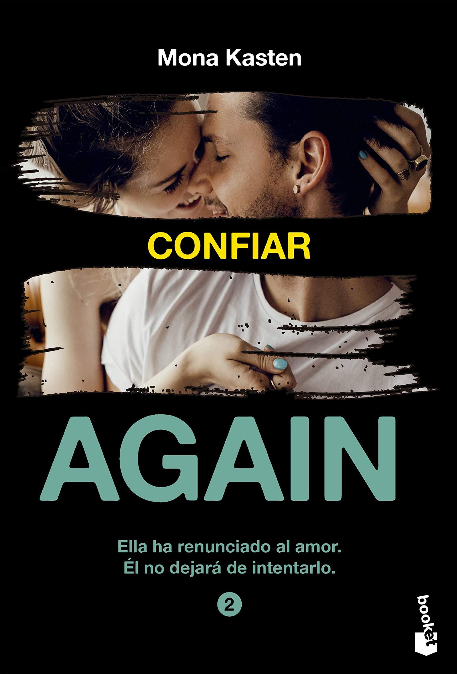 Again. Confiar (Bestseller): Amazon.es: Kasten, Mona, Vitó i ...