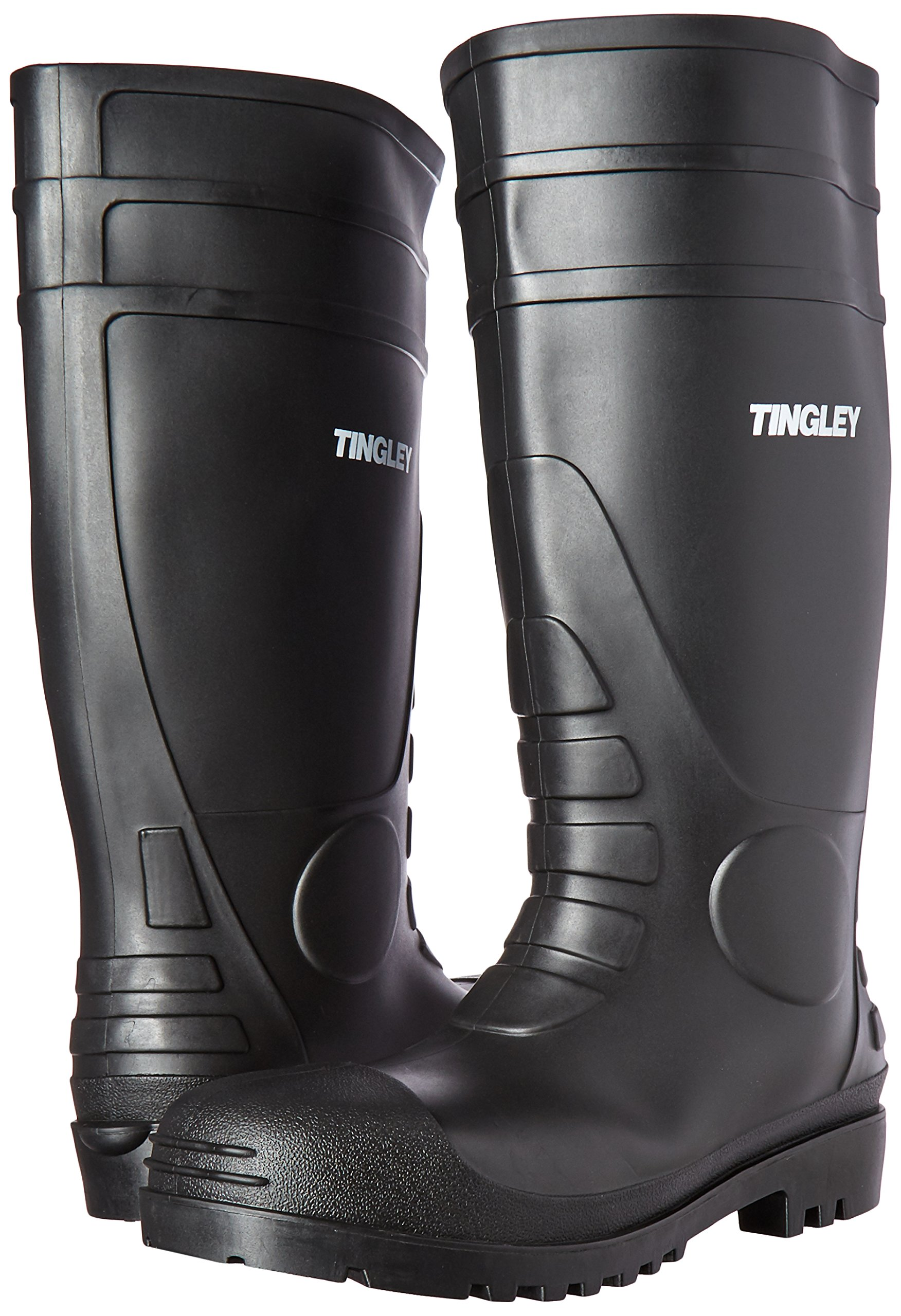 TINGLEY 31151 Economy SZ12 Kneed Boot for Agriculture, 15-Inch, Black by TINGLEY (Image #6)