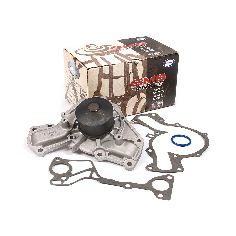 Amazon.com: 91-99 Dodge Mitsubishi Turbo 3.0 DOHC 24V 6G72 6G72T Timing Belt Kit GMB Water Pump: Automotive