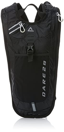 Dare 2b Torrent 2L HydroP - Mochila de hidratación, color negro, talla One Size: Amazon.es: Deportes y aire libre