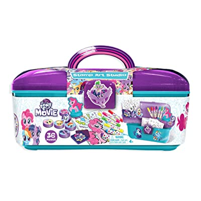 Canal Toys My Little Pony Twilight Sparkle Stamp Art Set: Toys & Games
