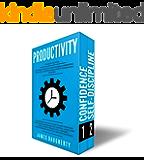 Productivity: 2 Manuscripts – Confidence An Ex-SPY's Guide, Self-Discipline An Ex-SPY's Guide (Time Management, Anti-Procrastination, Motivation, Willpower, ... Mindset) (Spy Self-Help Book 3)