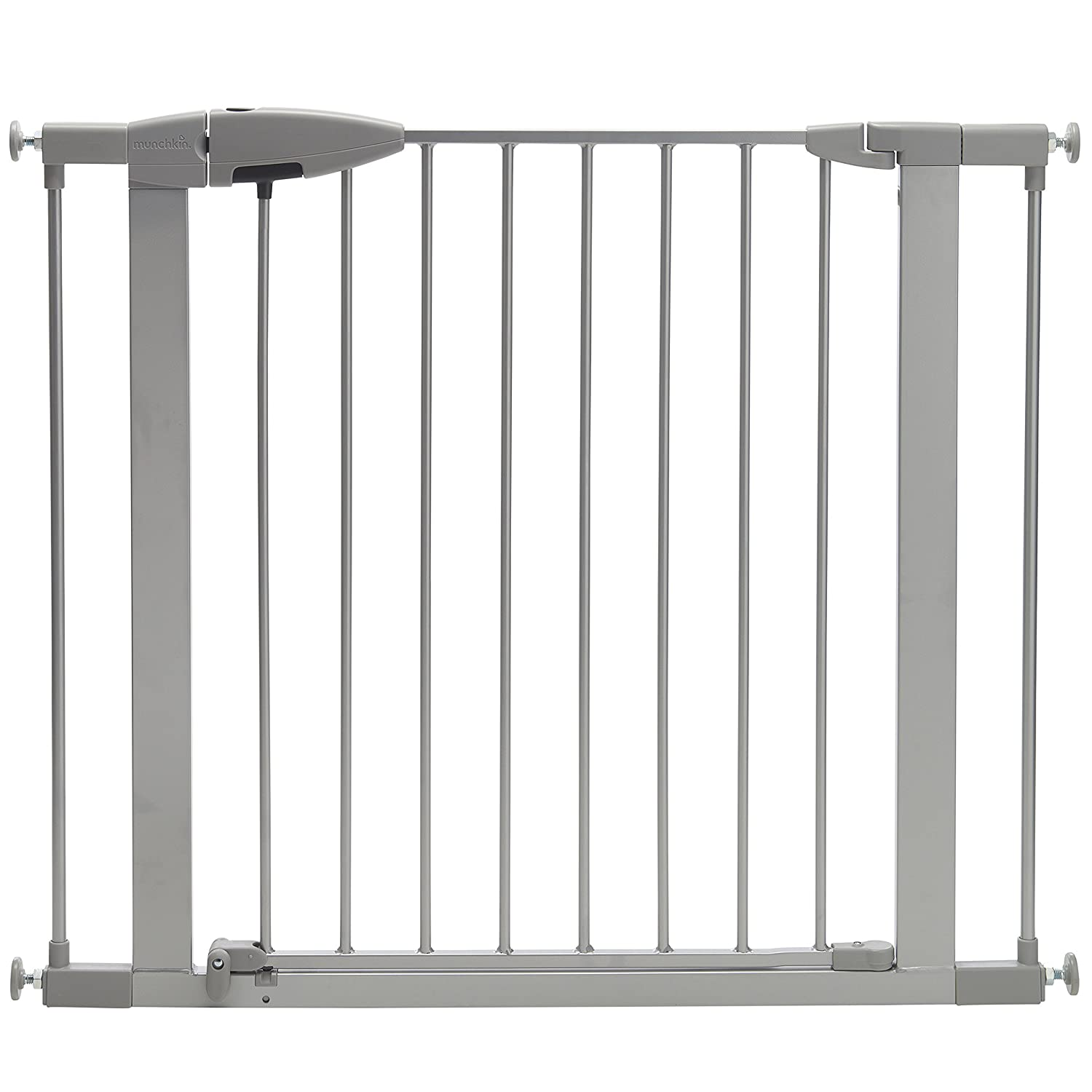 Munchkin Easy Close Metal Baby Gate, White, Model MK0002-012 34121