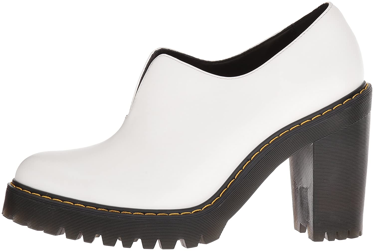 Dr. Martens Women's Cordelia M Dress Pump B01AO9JISQ 7 UK/9 M Cordelia US|White 7f72b0