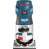 Bosch Colt 1-Horsepower 5.6 Amp Electronic Palm Router