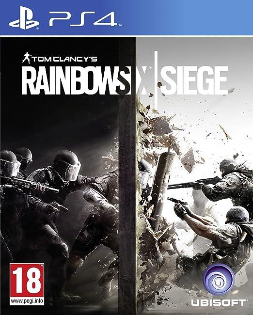 5 opinioni per Tom Clancy's Rainbow Six Siege (PS4)- [Edizione: Regno Unito]