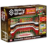 Amazon Price History for:The ONLY REAL Spicy Shelf Deluxe (1 set of 2 shelves)