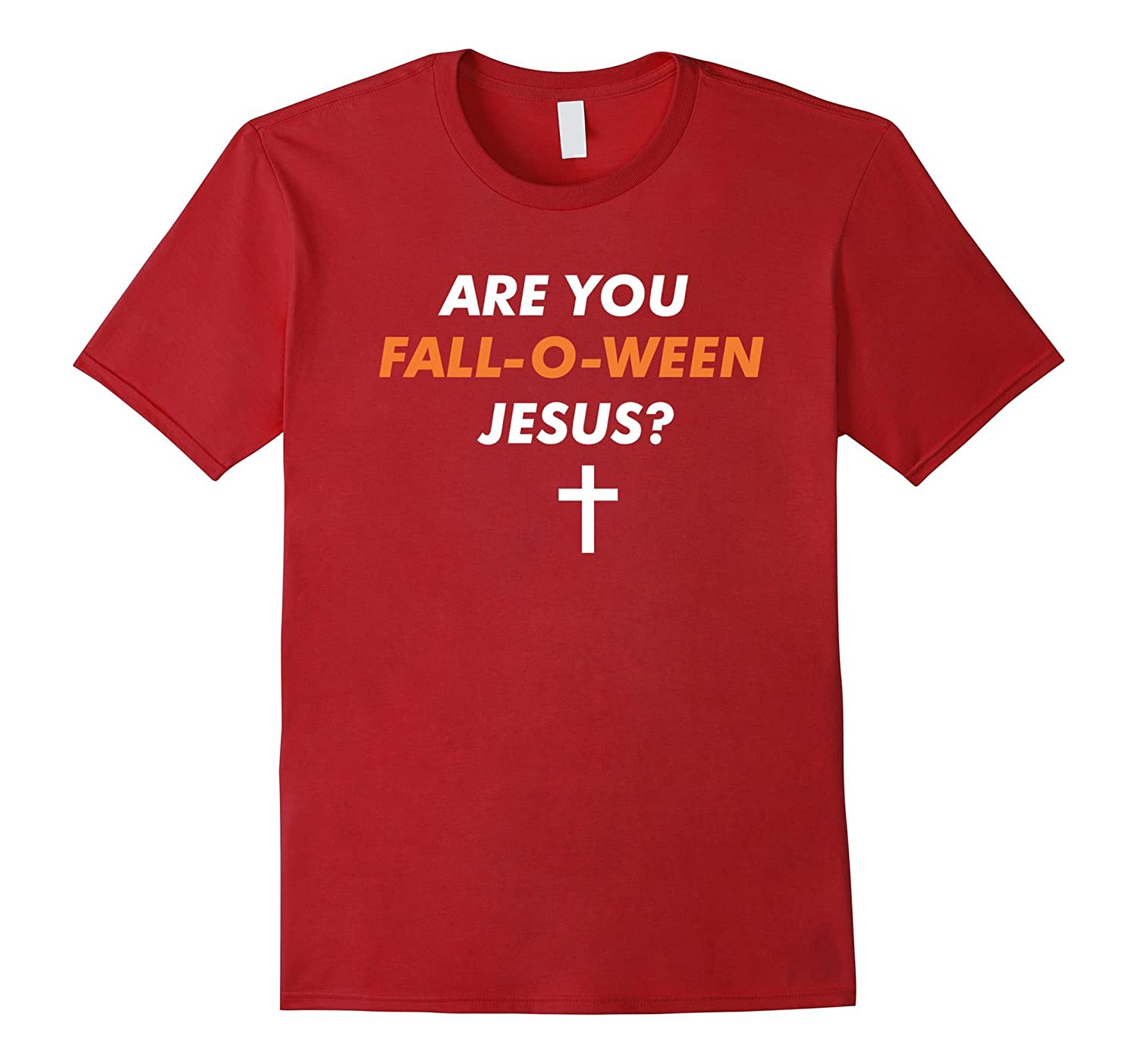 f15858d97 Are you Fall-O-Ween Jesus Shirt - Funny Christian Halloween-ANZ ...