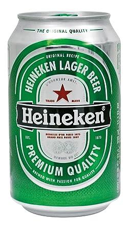 Heineken Bier 24x033 Ltr Dose Inkl 600 Einweg Pfand