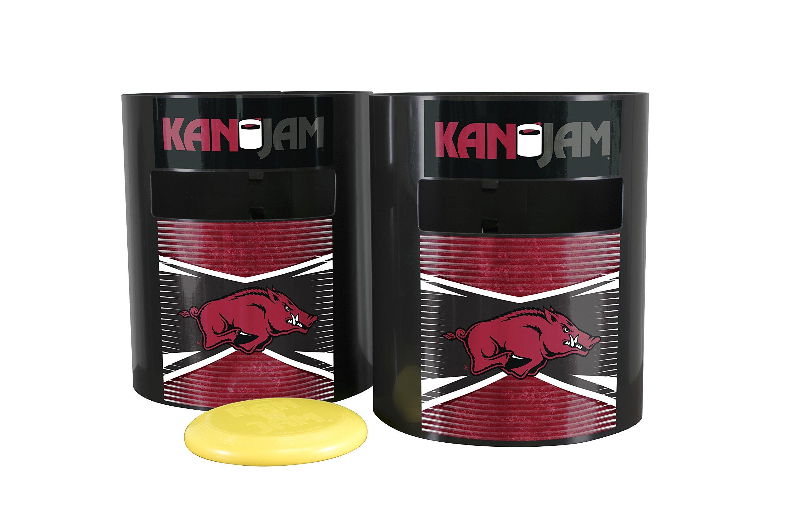 Kan Jam NCAA College Arkansas Razorbacks Disc Game