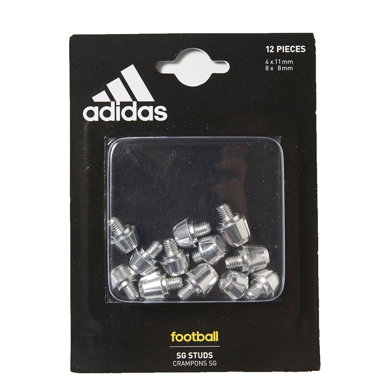 adidas tacchetti SG, alluminio, taglia unica, AP1093 ADIEY|#adidas