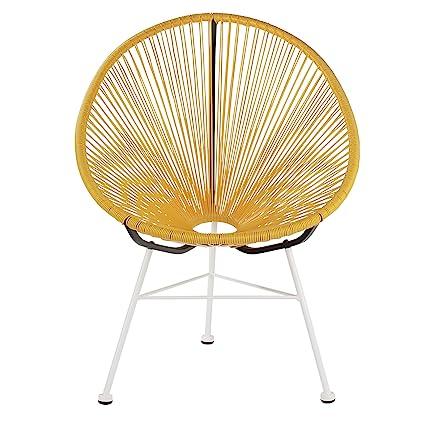 Amazon Com Design Tree Home Acapulco Indoor Outdoor Lounge Chair