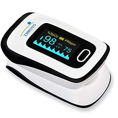 Innovo Deluxe Fingertip Pulse Oximeter Review