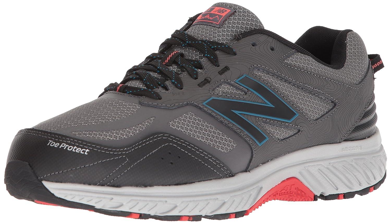 New Balance Men's 510v4 Cushioning Trail Running Shoe B0751GSLNW 13 D(M) US|Magnet