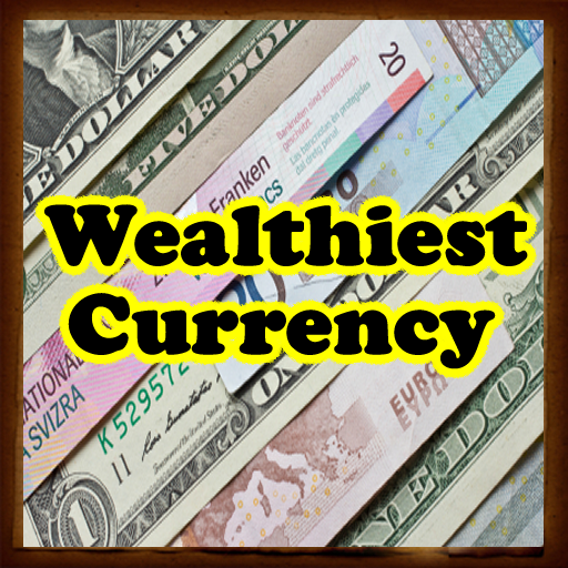 Banknotes National (Wealthiest Currencies)
