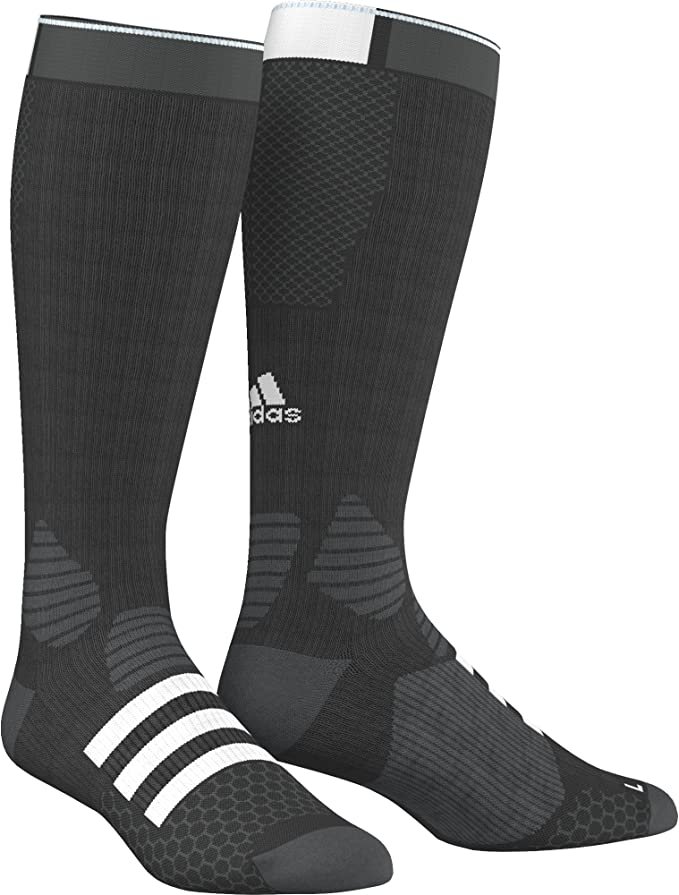 ADIDAS MEN'S TECHFIT Energy Compression Running Socks