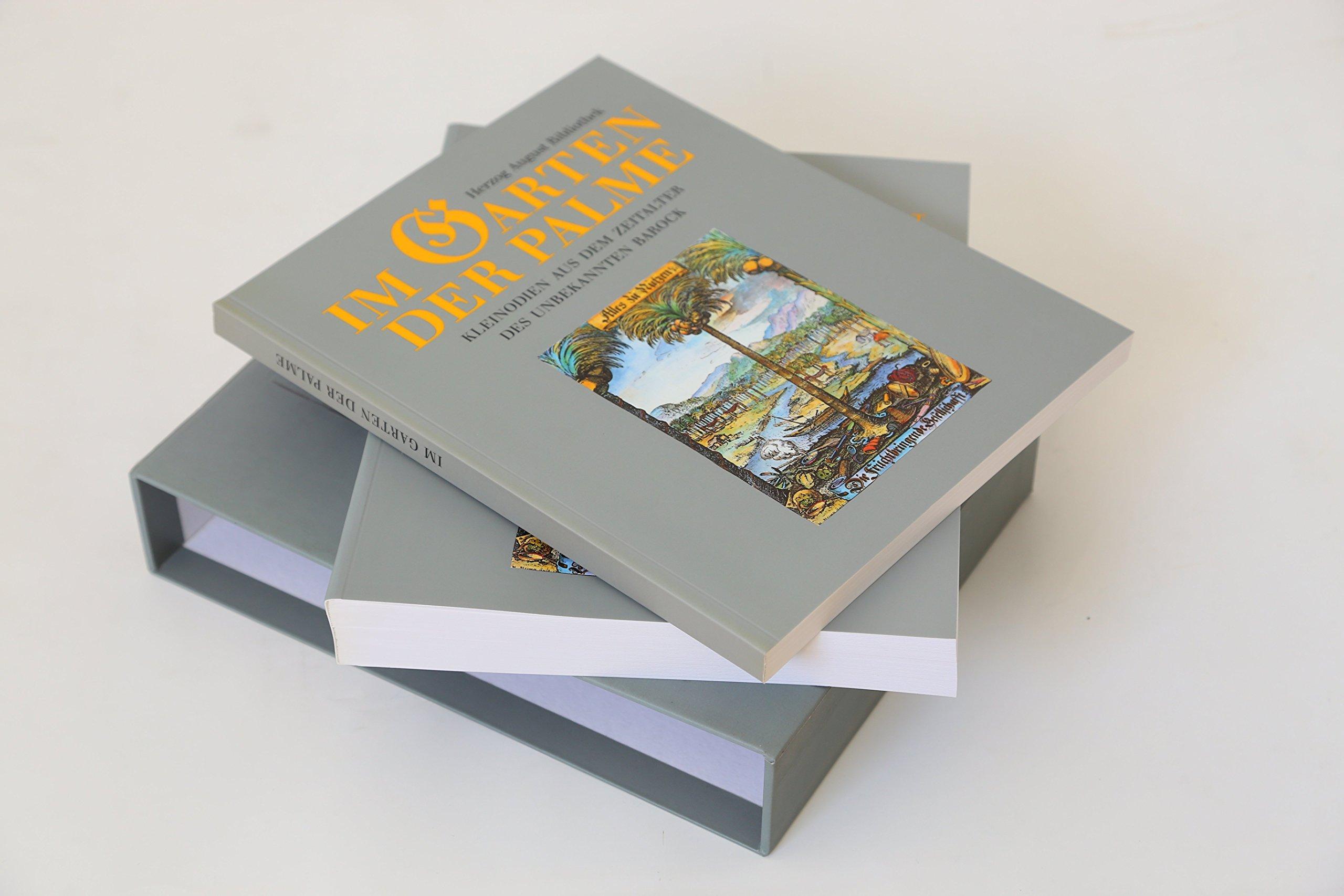 feba6450cdb768 Im Garten der Palme  Katalog einer Sammlung von Dokumenten zur Wirksamkeit  der Fruchtbringenden Gesellschaft and Kleinodien Aus Dem Zeitalter Des ...