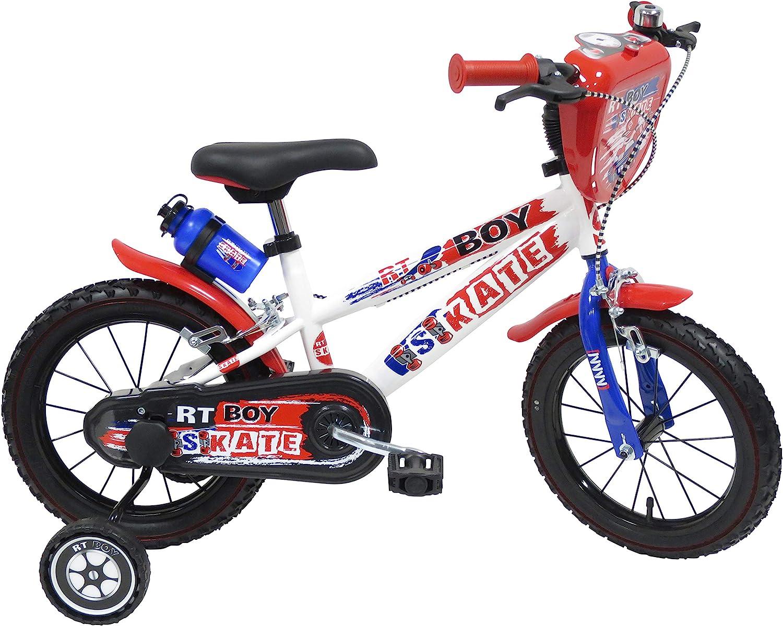Denver 15118-RT Boy Skate Bicicleta 16