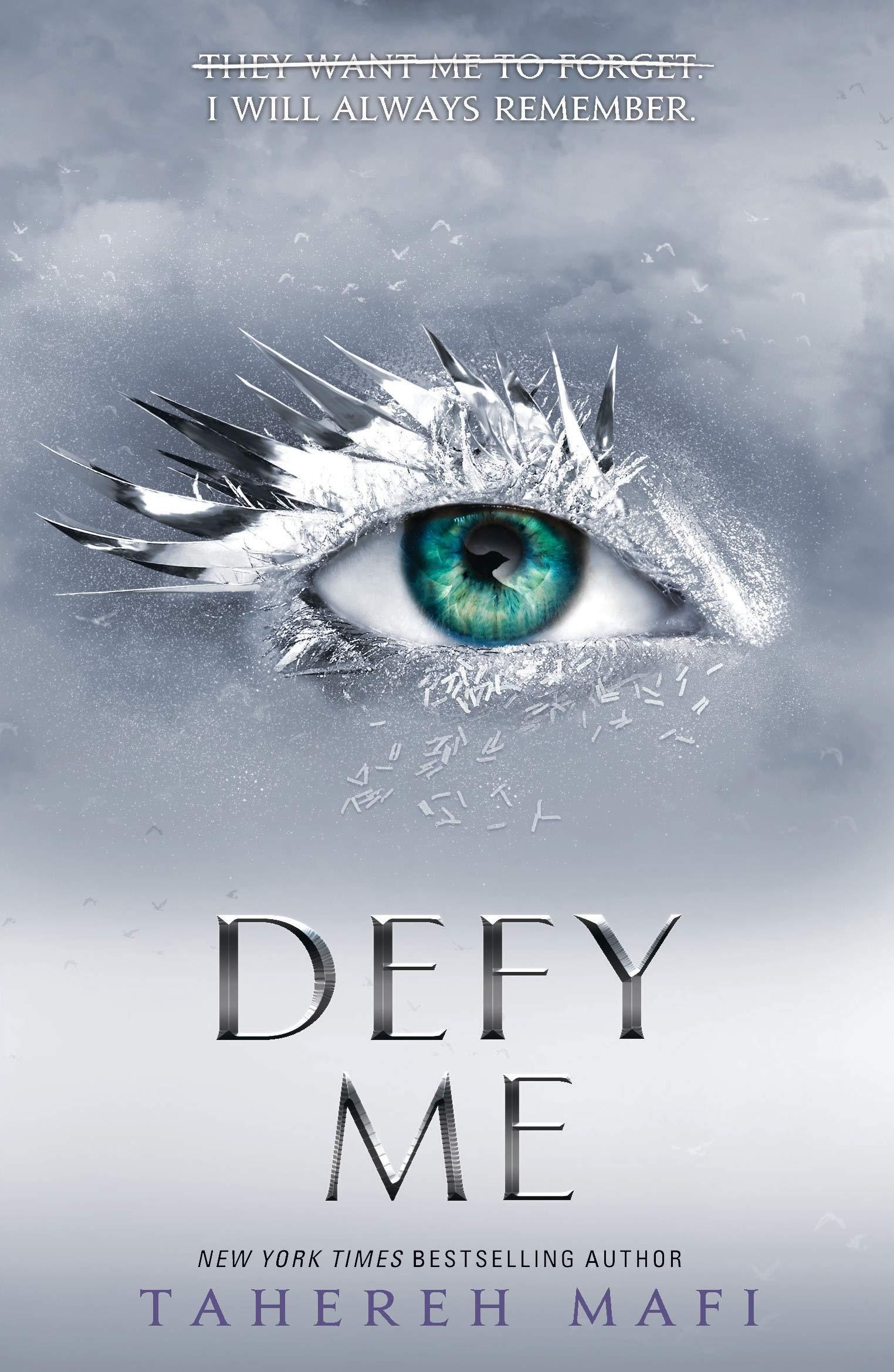 Defy Me por Tahereh Mafi
