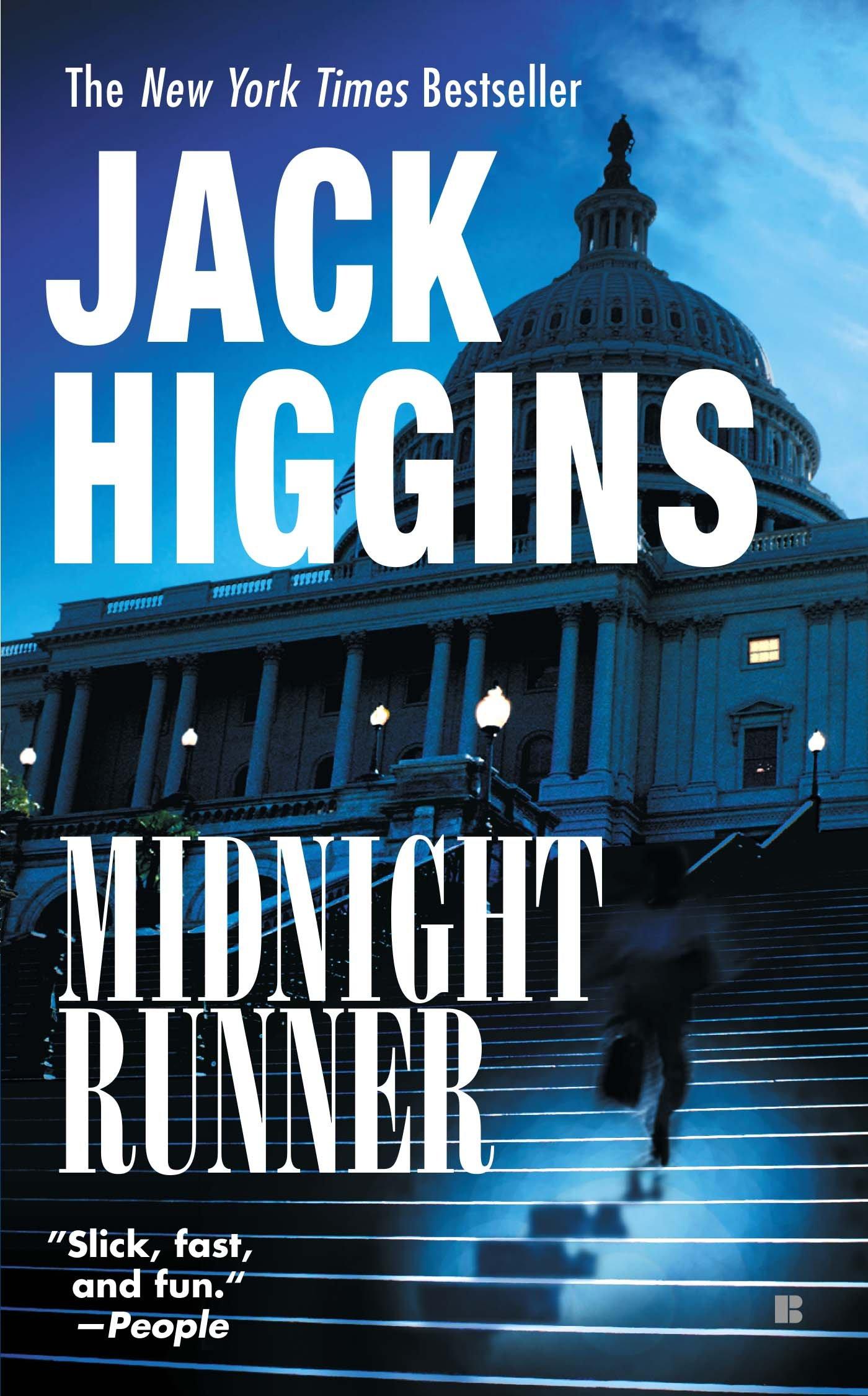 Midnight runner sean dillon jack higgins 9780425189412 amazon midnight runner sean dillon jack higgins 9780425189412 amazon books fandeluxe Epub